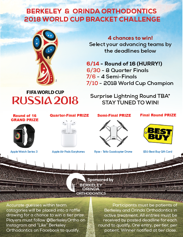 Fifa World Cup 2018 Summer Contest